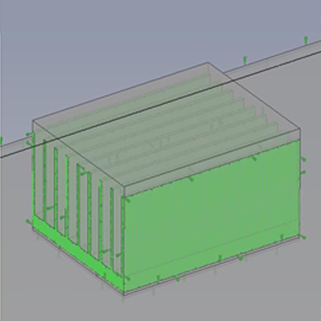 Моделирование сопряженного теплообмена в ANSYS CFX