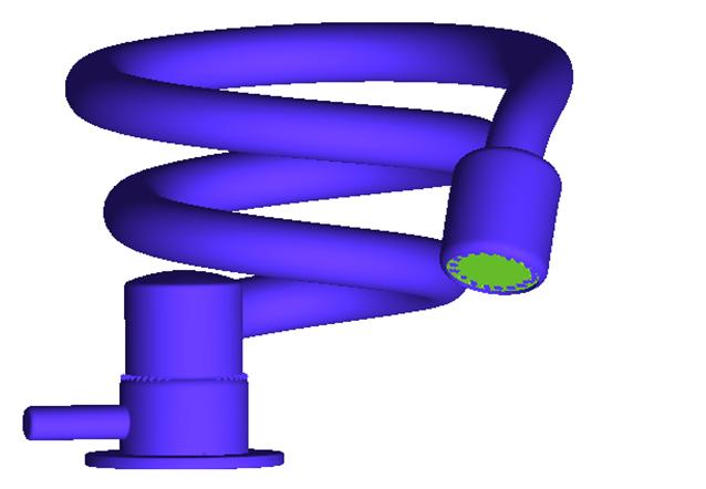 Построение геометрии в ANSYS ICEM CFD