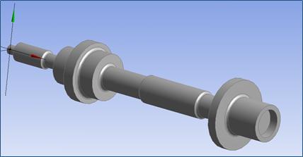 Роторная динамика в ANSYS Mechanical
