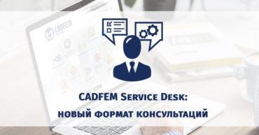 CADFEM Service Desk