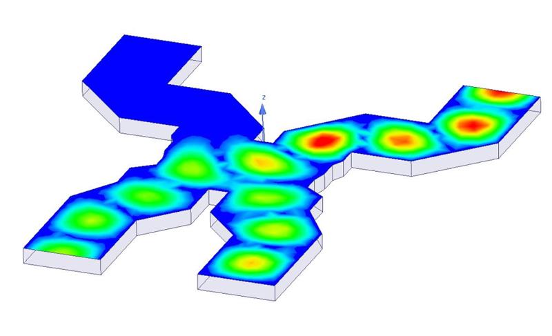 Электромагнитное моделирование СВЧ устройств в ANSYS HFSS