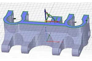 Создание и редактирование геометрии в Ansys SpaceClaim