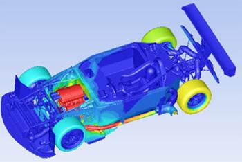 Вычислительная гидрогазодинамика в машиностроении