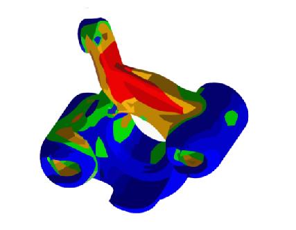 Анализ прочности в машиностроении