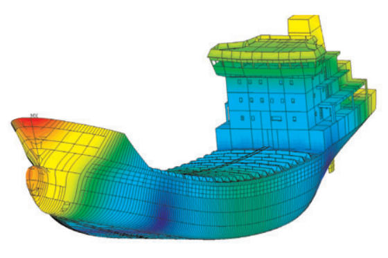 Анализ прочности в судостроении