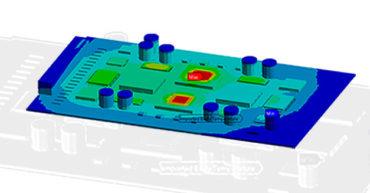 Системы терморегулирования: как избежать перегрева с помощью Ansys Icepak и Ansys Sherlock